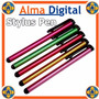 Stylus Pen Ipad Ipod Touch Iphone Blackberry Samsung Lapiz