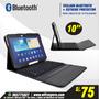 Teclado Bluetooth P/tablet Samsung 10 Pulgadas, Nuevos