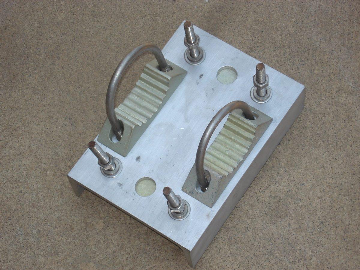 Accesorios torre aluminio soporte antena channel de - Soporte para antena ...