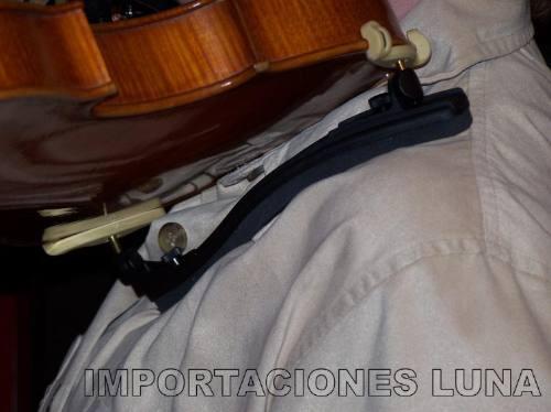 accesorios y hombrera para  violin precio s/.35