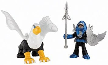 accesorios,juguete fisher-price imaginext knight