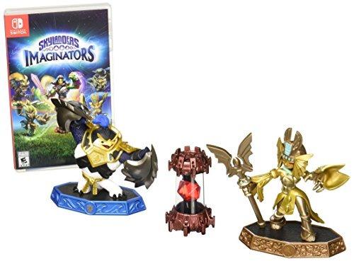 accesorios,skylanders imaginators starter pack - nintend..