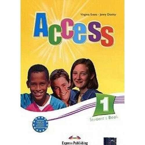 access 1 student¨s book and workbook evans virginia & dooley