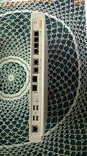 access point aruba 105 + controladora 605