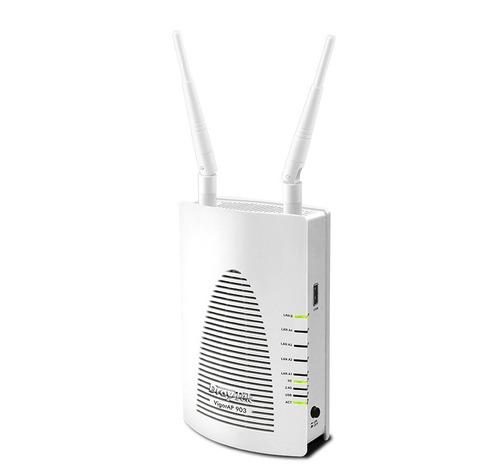 access point draytek vigor ap902 4 puertos 1 poe usb