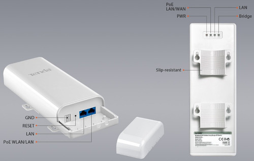 access point exterior tenda o3   3671