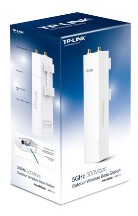 access point exterior tp-link wbs510 5ghz 300mbps