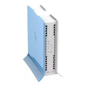 Access Point Mikrotik Routerboard Hap Lite Rb941-2nd Branco/azul 1 Unidade