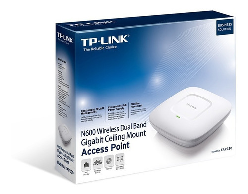 access point punto de acceso tp link eap220 wireless 600mbps