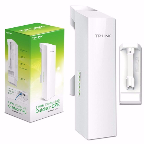 access point tp- link cpe210 exterior 5km
