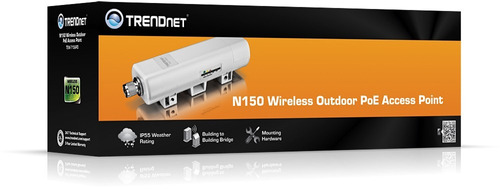 access point trendnet tew-715apo 400mw 8dbi 2.4ghz outdoor