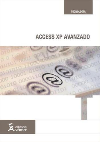 access xp avanzado(libro formaci¿n)