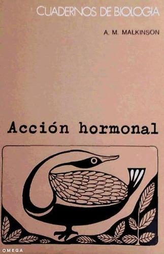 acción hormonal(libro biología general)