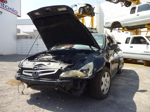 accord 2006 accidentado 4cilindros motor 2.4 vtec,automatico