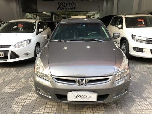 accord 3.0 ex sedan v6 24v gasolina 4p automático