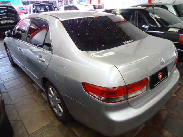 Accord Ex 2.4 Impecavel 2003 Blindado