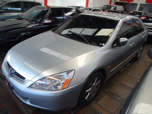 accord ex 2.4 impecavel 2003 blindado