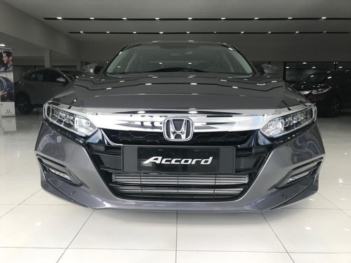 accord ext, modern steel