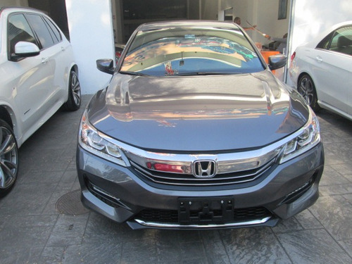 accord sport cvt impecable 2017