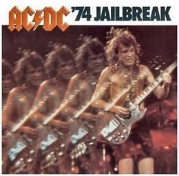 ac/dc 74 jailbreak cd nuevo