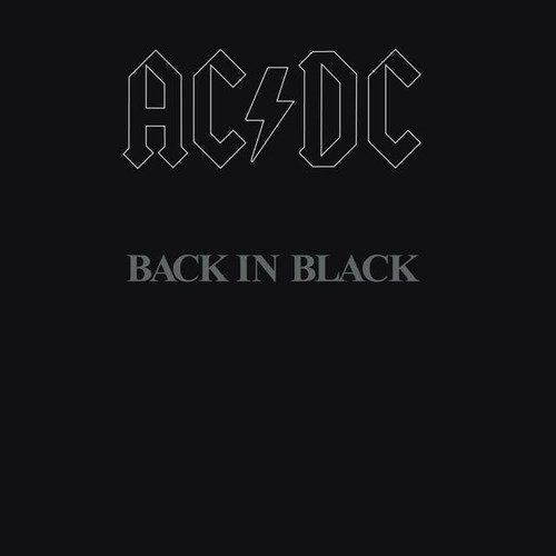 ac/dc back in black vinilo sellado musicovinyl envio gratis