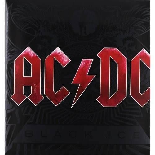 acdc black ice cd lacrado original sony music