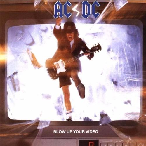 ac/dc - blow up your video lp vinilo nuevo sellado