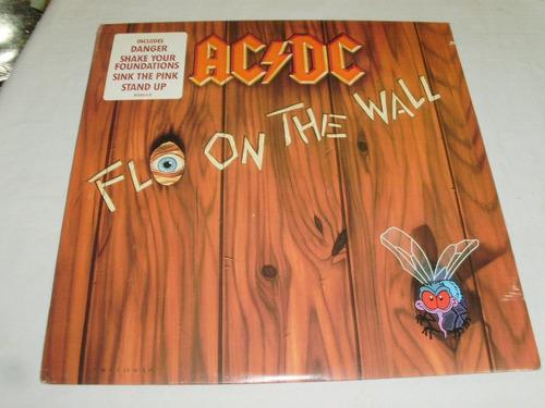 ac/dc - fly on the wall '85 (original atlantic) nuevo