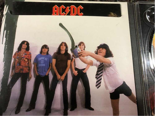 ac/dc - highway to hell digipack