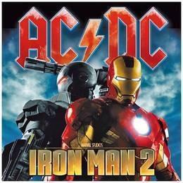 ac/dc iron man 2 standard cd nuevo