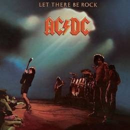ac/dc let there be rock lp vinilo nuevo