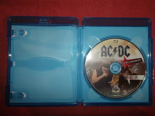 ac/dc - live at circus krone blu-ray nac sub mdisk