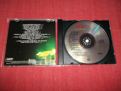 ac/dc - live cd imp ed 1992 mdisk
