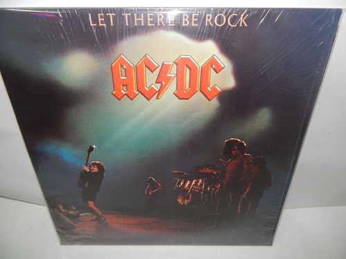 ac/dc lp vinil acetato let there be rock judas priest dist0
