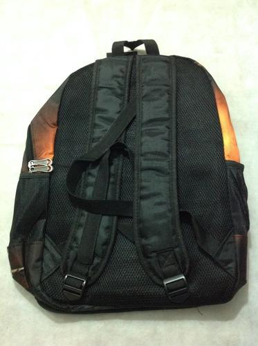 ac/dc - mochila (produto original)