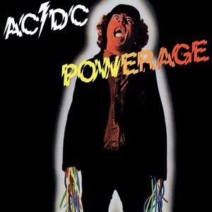 acdc - powerage - made in germany