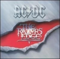 ac/dc the razors edge cd original made in usa