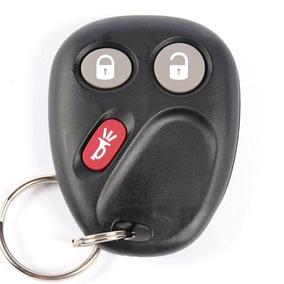 Acdelco 15051014 Gm Original Equipment 3 Button Keyless