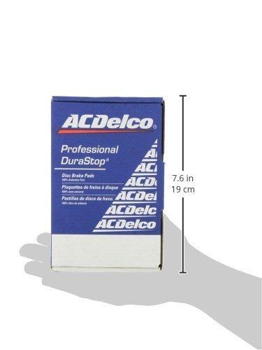 acdelco 17d1544ch professional juego de pastillas de fren