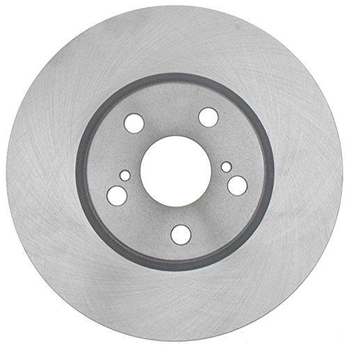 acdelco 18a2601a ventaja non - coated disco de freno frente