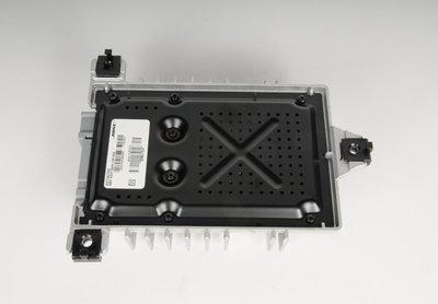acdelco 25796753 amplificador altavoz radio equipo original