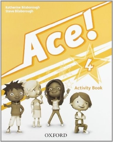 ace ! 4 - activity book - oxford