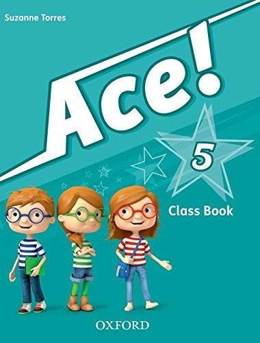 ace ! 5 class book  + cd -  oxford