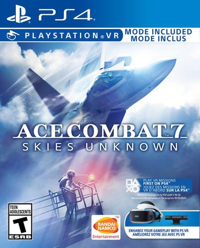 ace combat 5 digital original ps4 | 1 | tienda f | bumsgames