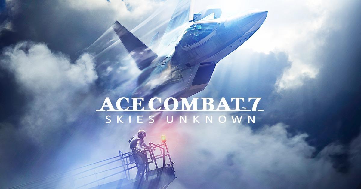 Resultado de imagem para Ace Combat 7: Skies Unknown