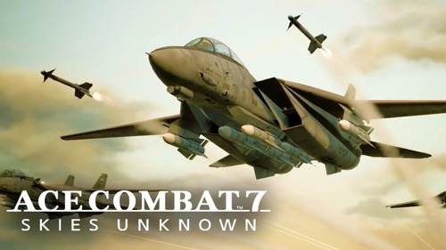 ace combat 7 skies unknown ps4. físico y sellado.