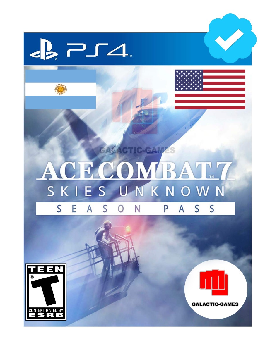 Ace Combat 7 Skies Unknown Season Pass Ps4 Code Argentina
