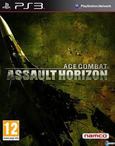 ace combat assault horizon - ps3 digital