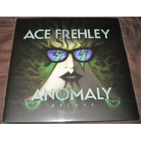 Ace Frehley - Anomaly Deluxe Lp Vinilo Doble Blue Starbust