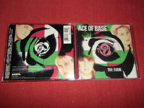 ace of base - the sign cd usa ed 1993 mdisk